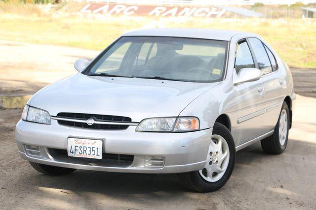 1999 Nissan Altima GXE Santa Clarita, CA 4