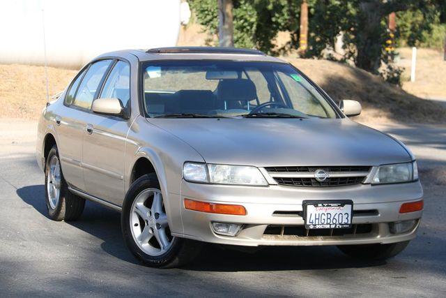 1999 Nissan Maxima GXE Santa Clarita, CA 3
