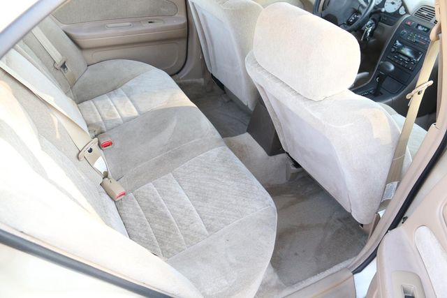 1999 Nissan Maxima GXE Santa Clarita, CA 16