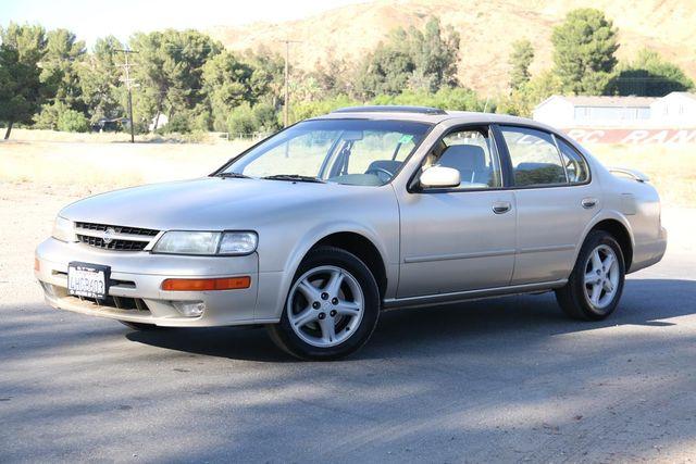 1999 Nissan Maxima GXE Santa Clarita, CA 1