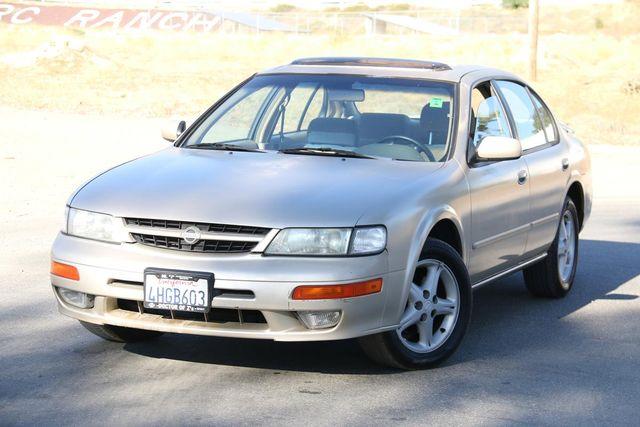 1999 Nissan Maxima GXE Santa Clarita, CA 4