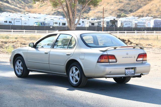 1999 Nissan Maxima GXE Santa Clarita, CA 5