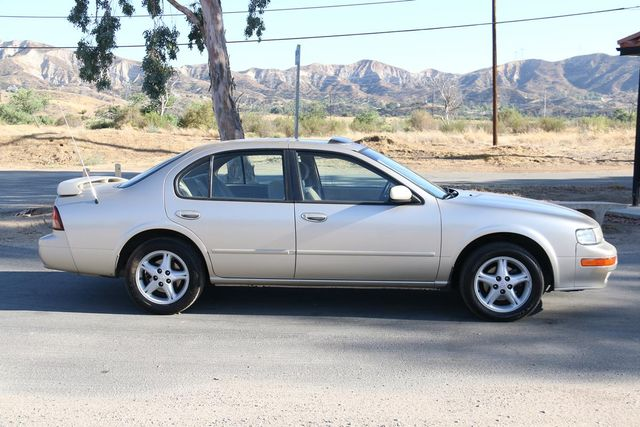 1999 Nissan Maxima GXE Santa Clarita, CA 12