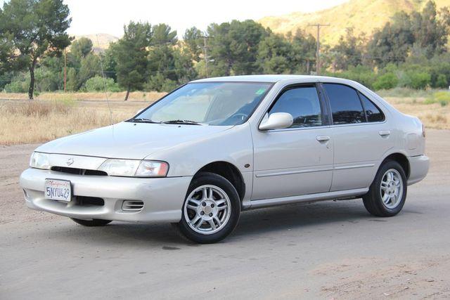 1999 Nissan Sentra GXE Santa Clarita, CA 1