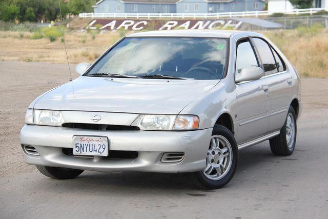 1999 Nissan Sentra GXE Santa Clarita, CA 4