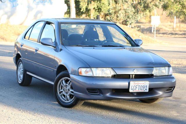 1999 Nissan Sentra GXE Santa Clarita, CA 3