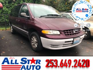 1999 Plymouth Grand Voyager SE in Puyallup Washington, 98371