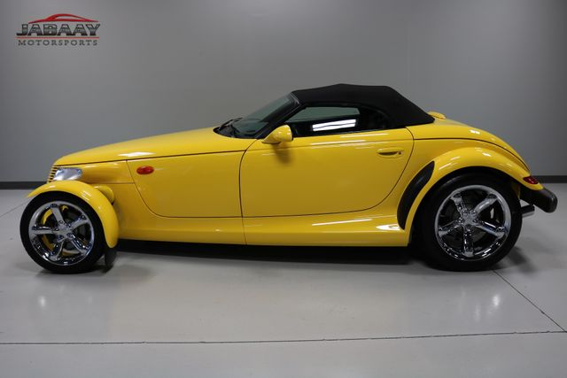 1999 Plymouth Prowler w/ Trailer Merrillville, Indiana 24