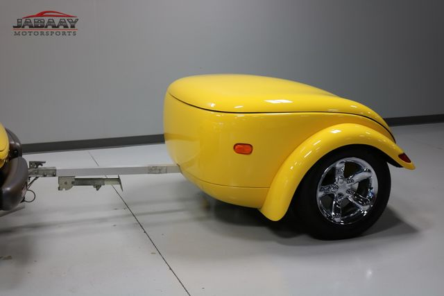 1999 Plymouth Prowler w/ Trailer Merrillville, Indiana 31