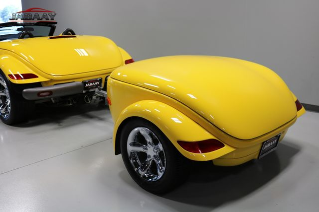 1999 Plymouth Prowler w/ Trailer Merrillville, Indiana 32