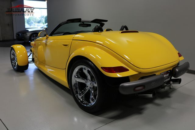 1999 Plymouth Prowler w/ Trailer Merrillville, Indiana 3