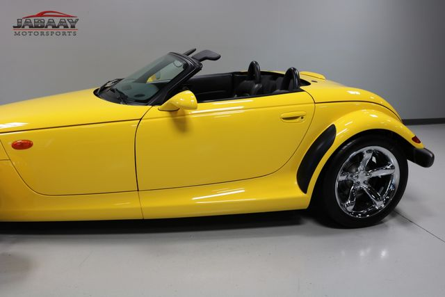 1999 Plymouth Prowler w/ Trailer Merrillville, Indiana 34