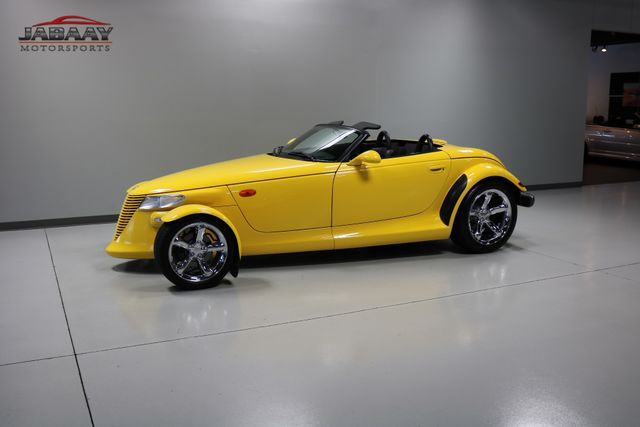 1999 Plymouth Prowler w/ Trailer Merrillville, Indiana 35