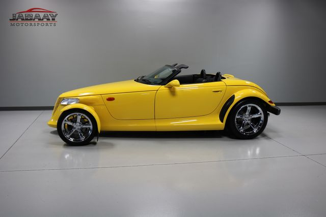 1999 Plymouth Prowler w/ Trailer Merrillville, Indiana 36