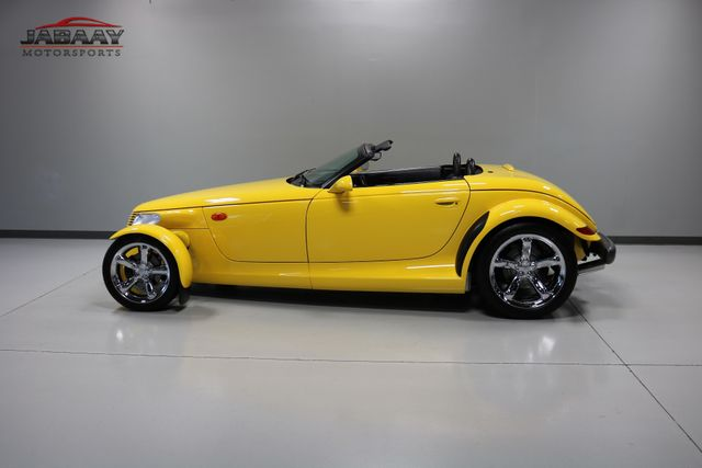 1999 Plymouth Prowler w/ Trailer Merrillville, Indiana 37