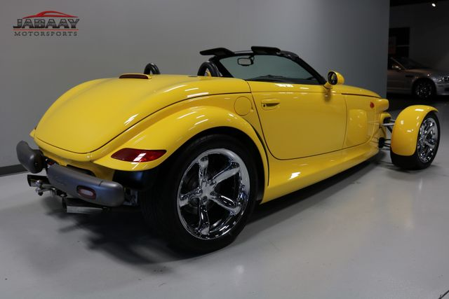 1999 Plymouth Prowler w/ Trailer Merrillville, Indiana 5