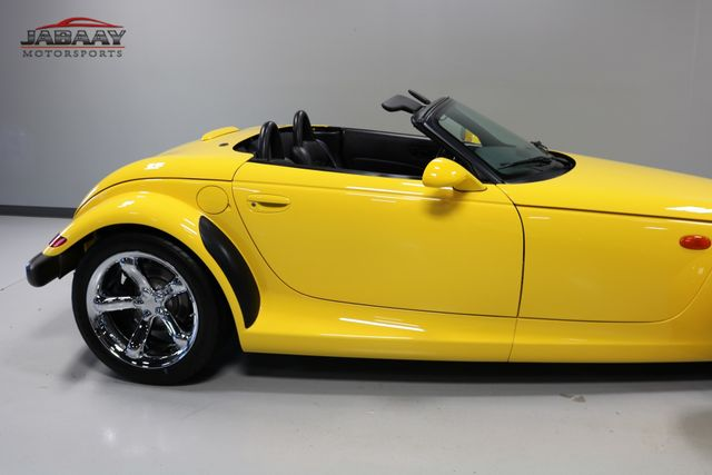 1999 Plymouth Prowler w/ Trailer Merrillville, Indiana 39