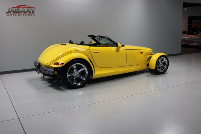 1999 Plymouth Prowler w/ Trailer Merrillville, Indiana 41