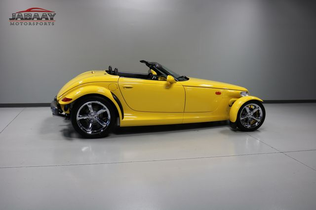1999 Plymouth Prowler w/ Trailer Merrillville, Indiana 42