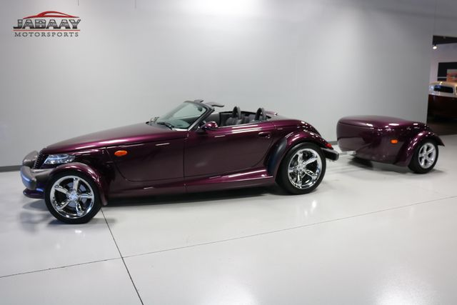 1999 Plymouth Prowler w/ Trailer Merrillville, Indiana 25