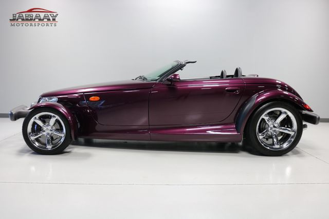 1999 Plymouth Prowler w/ Trailer Merrillville, Indiana 4
