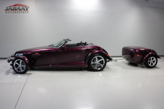 1999 Plymouth Prowler w/ Trailer Merrillville, Indiana 1