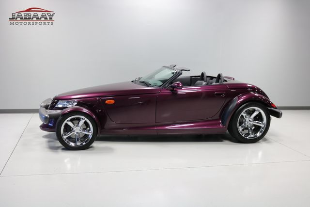 1999 Plymouth Prowler w/ Trailer Merrillville, Indiana 40