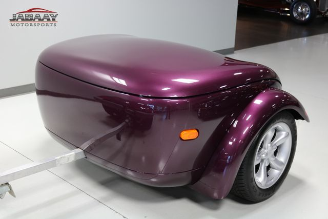 1999 Plymouth Prowler w/ Trailer Merrillville, Indiana 26
