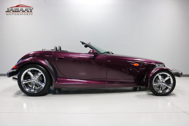 1999 Plymouth Prowler w/ Trailer Merrillville, Indiana 8
