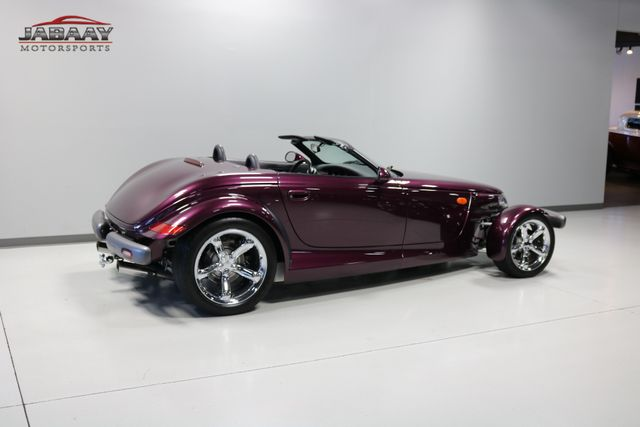 1999 Plymouth Prowler w/ Trailer Merrillville, Indiana 45