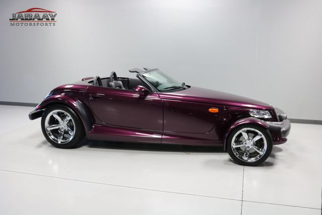 1999 Plymouth Prowler w/ Trailer Merrillville, Indiana 48