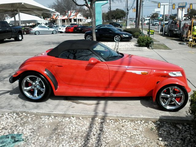 1999 Plymouth Prowler 1 of only 1322 made  in this color San Antonio, Texas 3