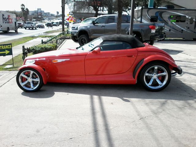 1999 Plymouth Prowler 1 of only 1322 made  in this color San Antonio, Texas 5