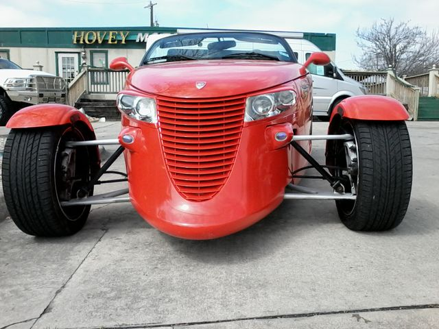 1999 Plymouth Prowler 1 of only 1322 made  in this color San Antonio, Texas 2