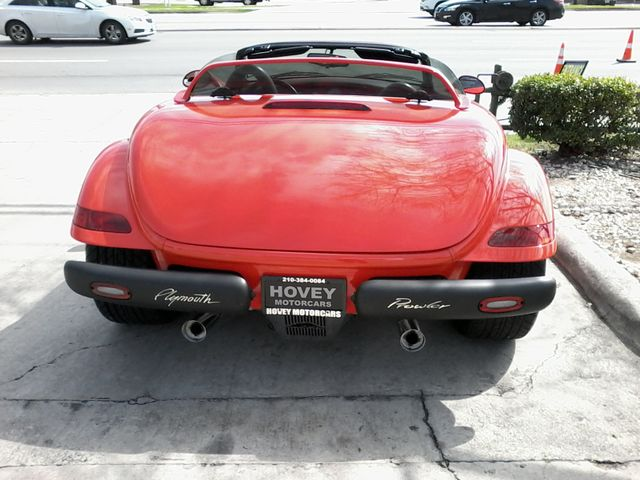 1999 Plymouth Prowler 1 of only 1322 made  in this color San Antonio, Texas 8