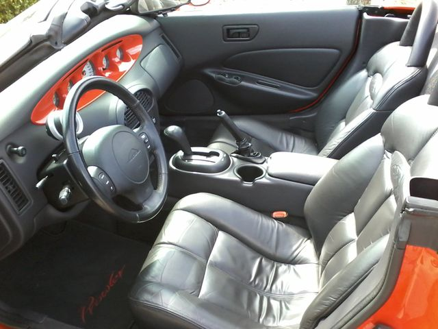 1999 Plymouth Prowler 1 of only 1322 made  in this color San Antonio, Texas 11