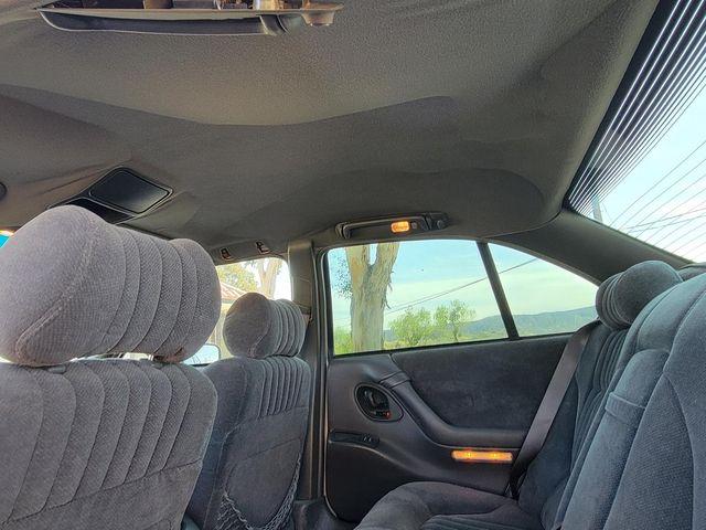 1999 Pontiac Bonneville SE Santa Clarita, CA 22