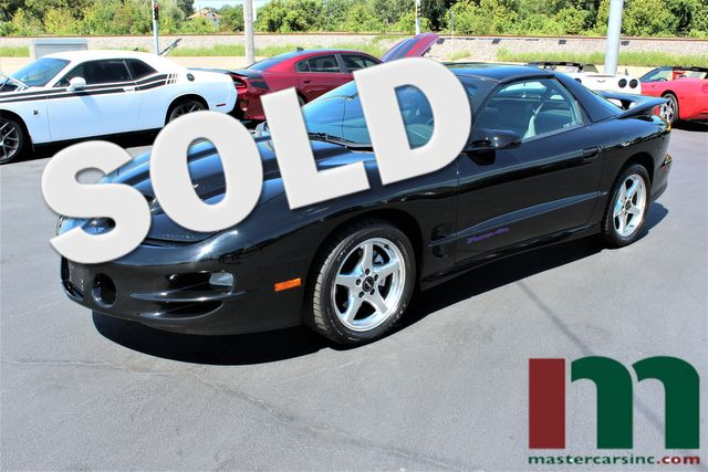 1999 Pontiac Firebird Trans Am WS6 Ram Air | Granite City, Illinois | MasterCars Company Inc. in Granite City Illinois