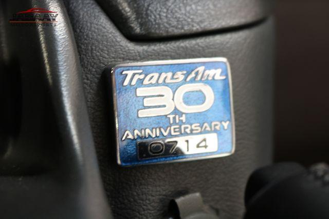 1999 Pontiac Firebird Trans Am 30th Anniversary Merrillville, Indiana 21