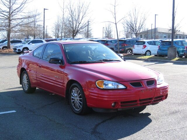 1999 Pontiac Grand Am SE2