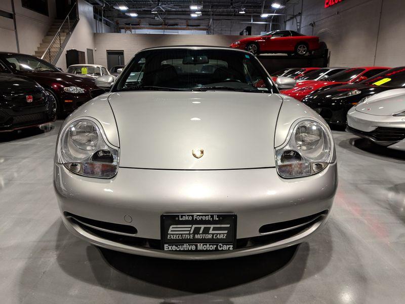 1999 Porsche 911 Carrera 4 AWD   Lake Forest IL  Executive Motor Carz  in Lake Forest, IL