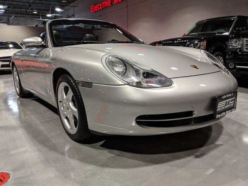1999 Porsche 911 Carrera 4 AWD   Lake Forest IL  Executive Motor Carz  in Lake Forest, IL