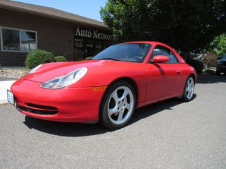 1999 Porsche 911 Carrera 4 Cabriolet Only 33K Miles! Bend, Oregon 5