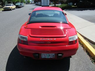 1999 Porsche 911 Carrera 4 Cabriolet Only 33K Miles! Bend, Oregon 7