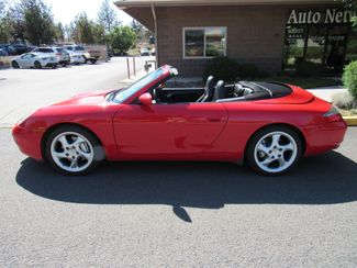 1999 Porsche 911 Carrera 4 Cabriolet Only 33K Miles! Bend, Oregon 1