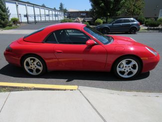 1999 Porsche 911 Carrera 4 Cabriolet Only 33K Miles! Bend, Oregon 8