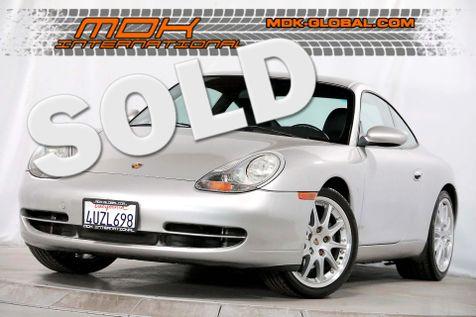 1999 Porsche 911 Carrera - Manual - Modular wheels - Only 61K miles in Los Angeles