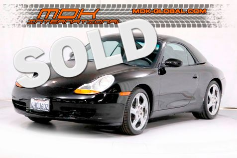 1999 Porsche 911 Carrera - Manual - Hardtop - New Tires in Los Angeles