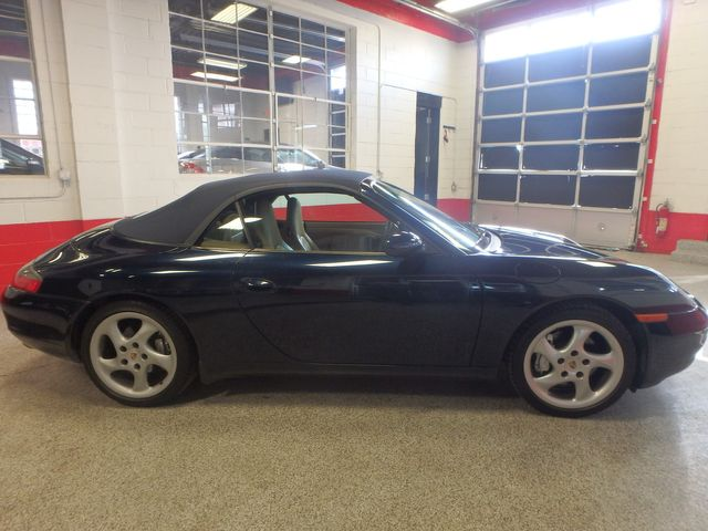 1999 Porsche 911 Conv. Carrera 4 (AWD) SUMMER STUNNER Saint Louis Park, MN 1