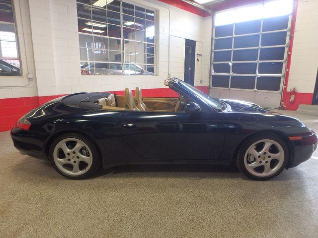 1999 Porsche 911 Conv. Carrera 4 (AWD) SUMMER STUNNER Saint Louis Park, MN 3